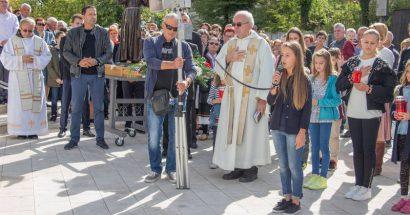 Proslavljen sveti Franjo u Ilićima