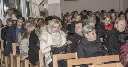 Polnoćka u crkvi svetog Ante u Cimu