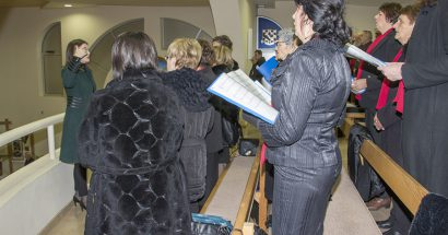 Sveta misa badnjica u crkvi svetog Franje u Ilićima