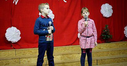 Božićna priredba u crkvi sv. Franje u Ilićima