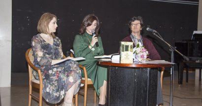 Predstavljen roman Anite Martinac Od Franje do Franje