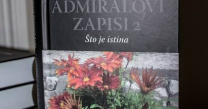Predstavljanje knjige Admirala Domazeta Loše