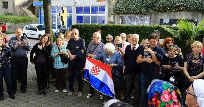 HRVATSKO ŽRTVOSLOVNO DRUŠTVO IZ ZAGREBA U POSJETU HERCEGOVINI, CIMU I ILIĆIMA…