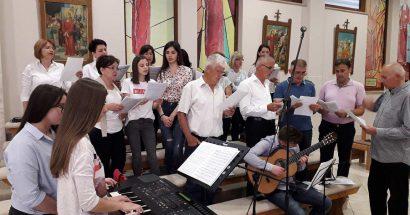 """Mješoviti pjevački zbor """"sv. Kata"""" Grude u posjetu Cimu"""