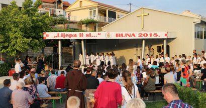 Dan trešnje i smotra dječjeg folklora na Buni