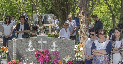 """Blagoslov polja na groblju """"Troskoti"""""""