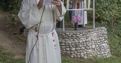 Uočnica sv. Ivana Krstitelja na izvoru vode Babun, Ilići