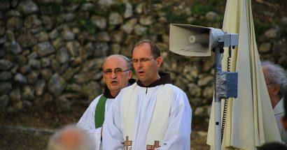 Sveta misa na Bazilici u Cimu