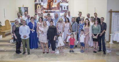 Krštenje u crkvi sv. Franje Asiškog u Ilićima