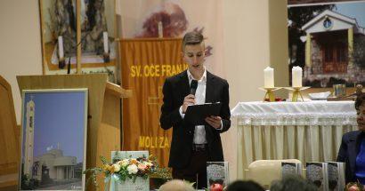 """Dani svetog Franje, Ilići: Predstvaljena zbirka pjesama """"Govor srca moga"""" autorice Šime Ivanković"""