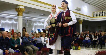 "HKUD ""sv. Ante – Cim"" Mostar sudjelovao na III. reviji narodnih nošnji, Tolisa, Orašje"
