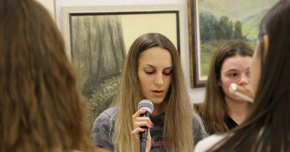 Otvorena izložba domaćih slikara u Ilićima