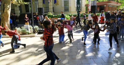 """HKUD """"sv. Ante – Cim"""" nastupio na manifestaciji Dani kruha i zahvalnosti za plodove zemlje u Mostaru"""