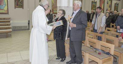 Pedeseta obljetnica braka Mirka i Marinke Čuljak iz Cima