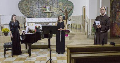 Silvia Vukojević i Maja Kožul održale koncert u Čapljini
