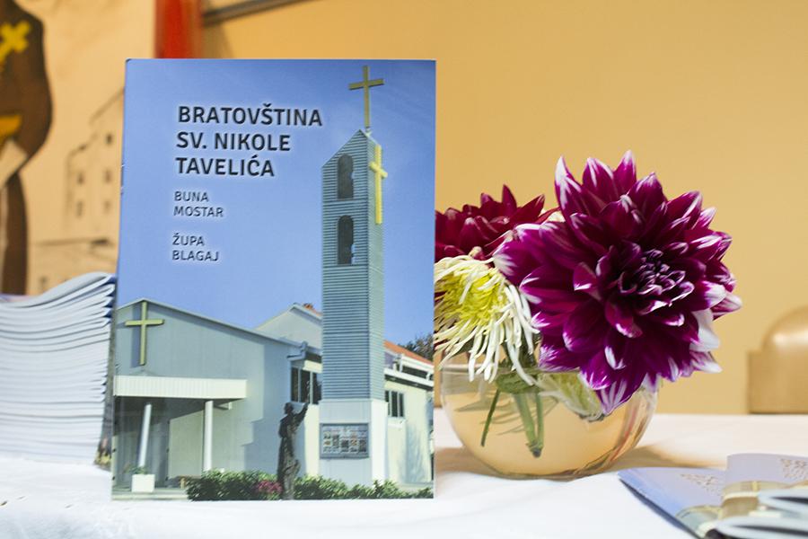 Predstavljanje knjige - Buna 2018