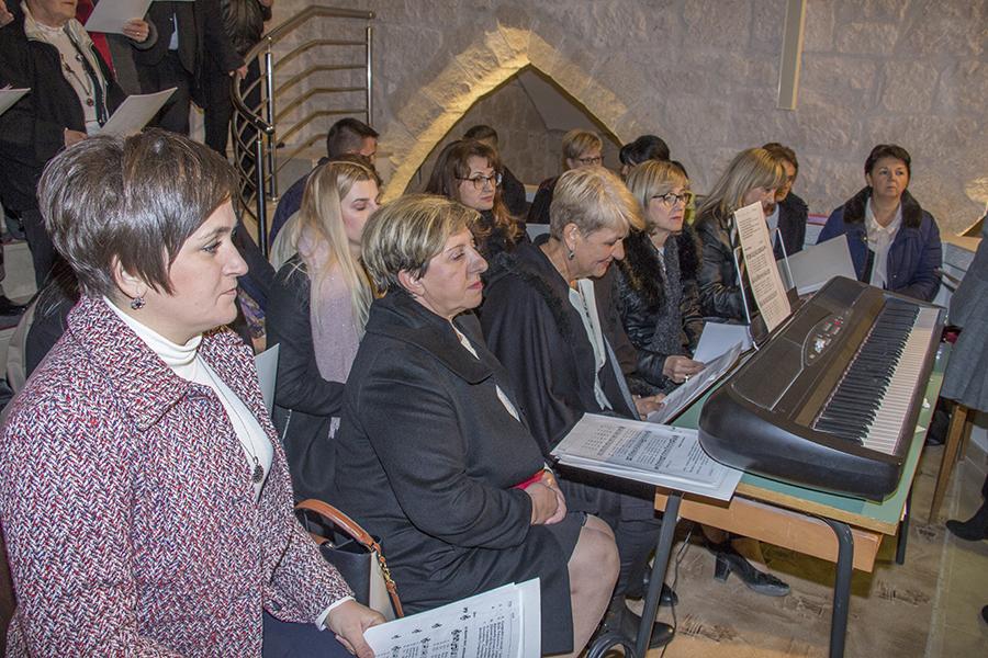 Grude - gostovanje zbora iz Cima 2018