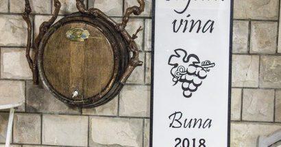 Buna: Sajam vina 2018