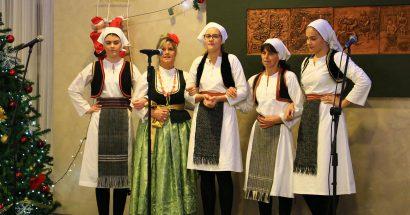 "14. božićni koncert HKUD – a ""Brotnjo"""