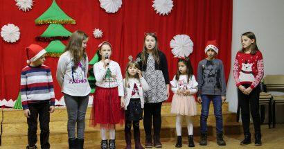 Božićna priredba u Ilićima