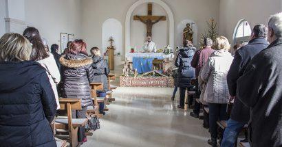 Proslavljen sveti Ivan Apostol u Miljkovićima