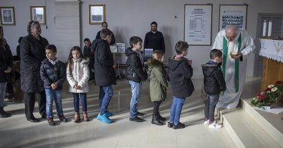 Svečana sveta misa u Miljkovićima