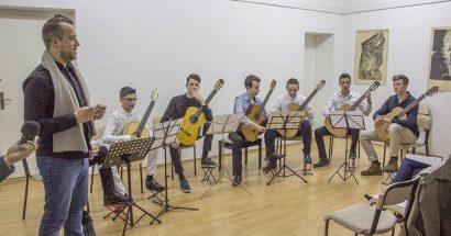 Završena Međunarodna zimska škola gitare u Čapljini