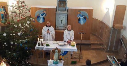 Proslava Imena Isusova, Gornji Gradac