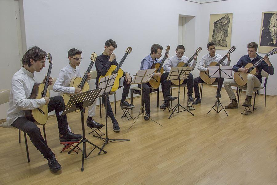 Zimska škola gitare - Čapljina 2019
