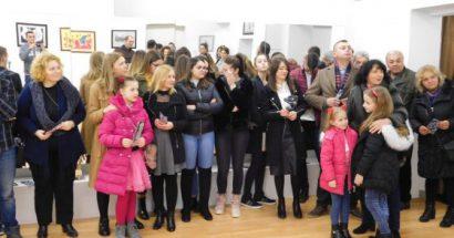 """U galeriji """"TAU"""" otvorena izložba slika Jane Bulum"""