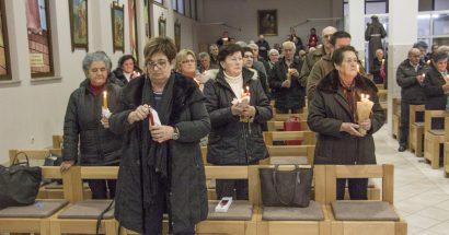 Zlatni pir u crkvi sv. Ante u Cimu