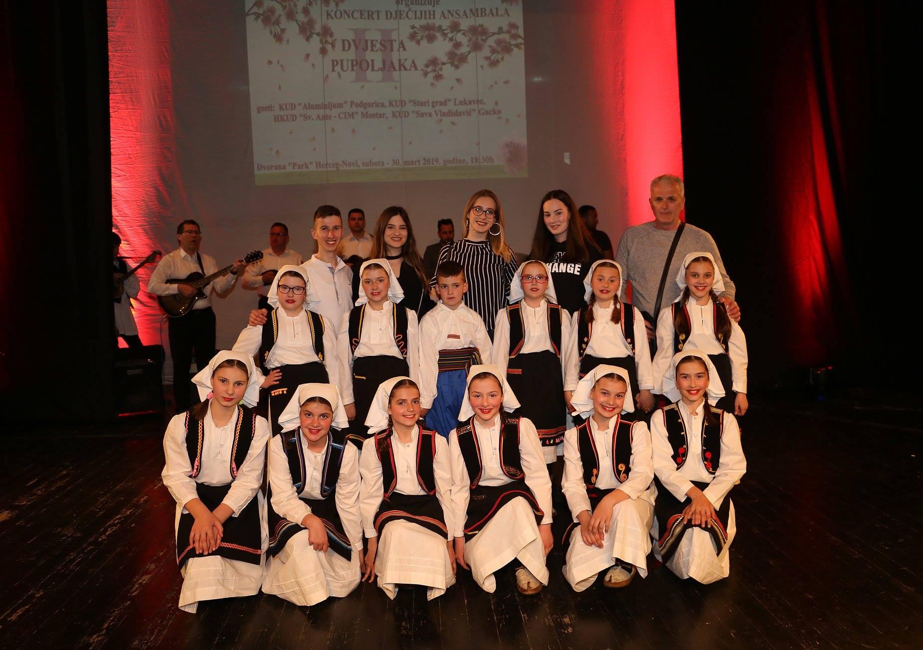 200 pupoljaka Herceg Novi