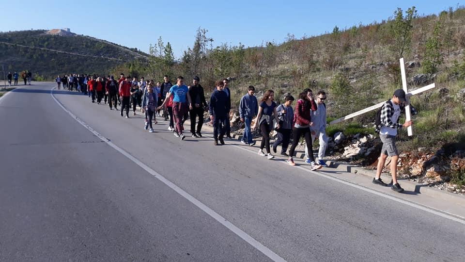 Čapljinci Križevac 2019
