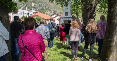 Tradicionalna sveta misa u kapelici na Vrelu Radobolje