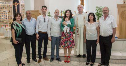 Krštenje - Cim, 2019