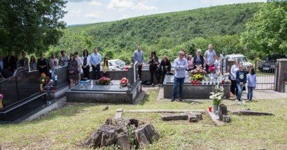 "Blagoslov polja na groblju ""Mušaluk"" župa Mostarski Gradac"