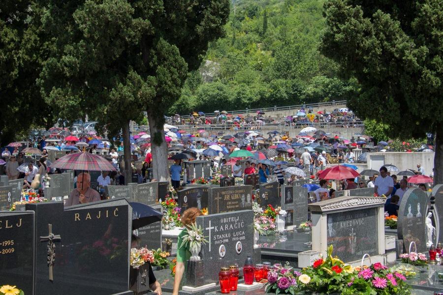 Sv ante groblje 2019