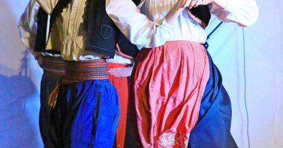 Naš folklorni ansambl gostovao na izvoru Crnašnice, Knešpolje