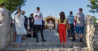 KRSTIVODE, drevno svetište i misište smješteno u Dobrom Selu