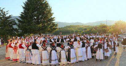 """HKUD """"sv. Ante – Cim"""" na Tijaljskom silu"""