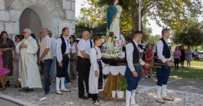Trebižat - Velika Gospa 2019
