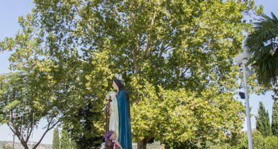 Tradicionalna proslava Velike Gospe u Trebižatu