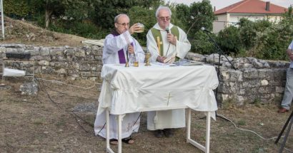 Cimskoj bazilici u pohode