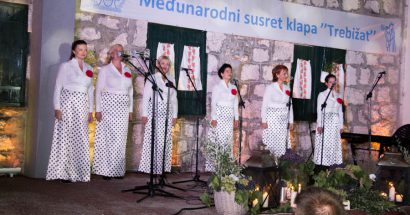 Međunarodni susret klapa u Trebižatu