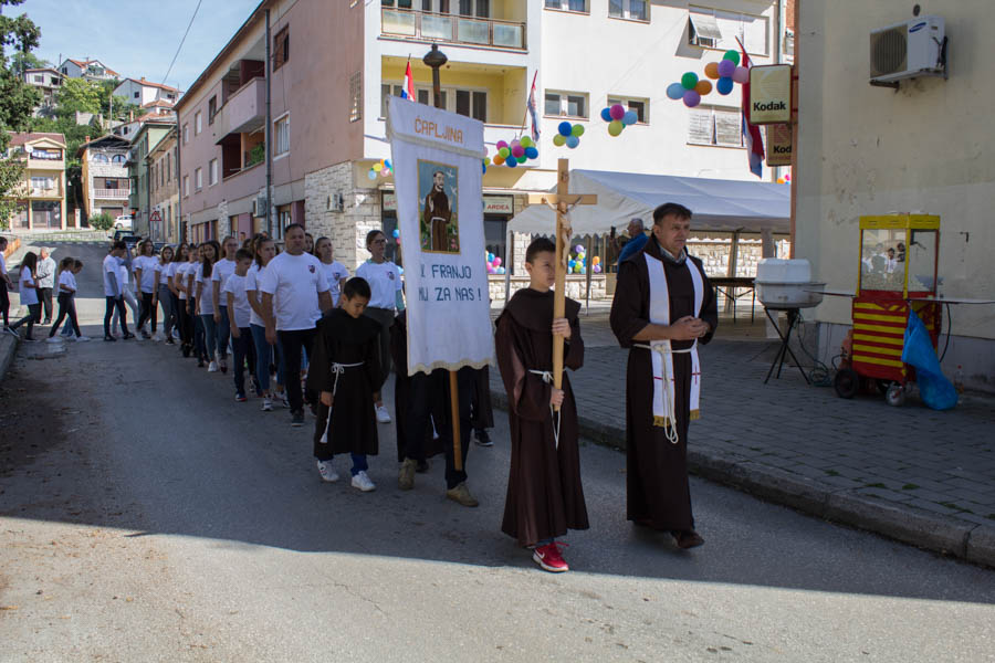 Čapljina - proslava sv. franje 2019