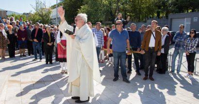 Tradicionalna proslava sv. Franje u Ilićima