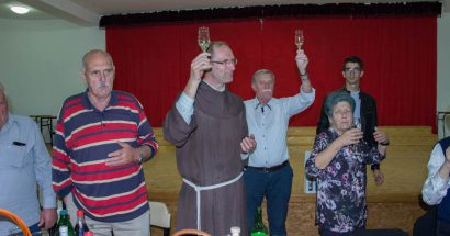 Proslava imendana našem fra Luki