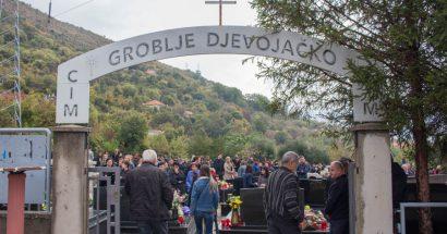 Dušni dan - Djevojačko groblje - Cim 2019Dušni dan - Djevojačko groblje - Cim 2019