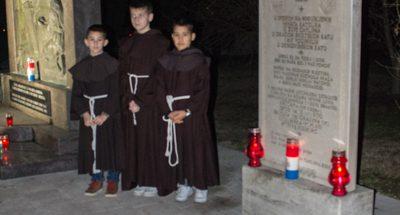 Čapljina: Služena sveta misa za fra Petra Sesara, časnu sestru Reginu Milas i sve pobijene u veljači 1945. godine