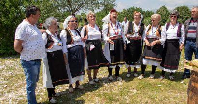 Služena tradicionalna misa u Misištu na Bilima